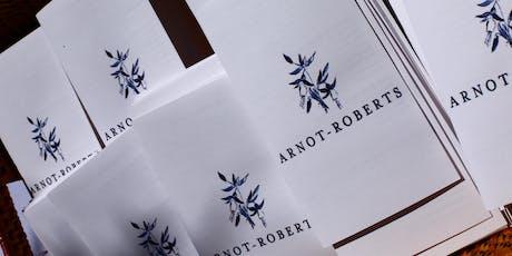 Arnot-Roberts Fall Open House 2019 tickets