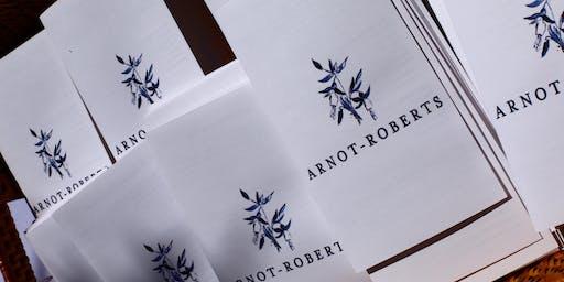 Arnot-Roberts Fall Open House 2019