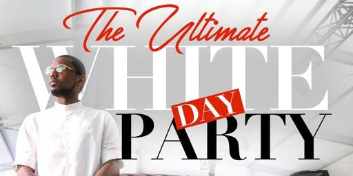 THE ULTIMATE WHITE PARTY HOSTED BY FABOLOUS