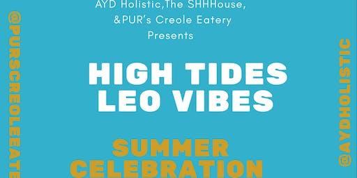 High Tides Leo Vibes