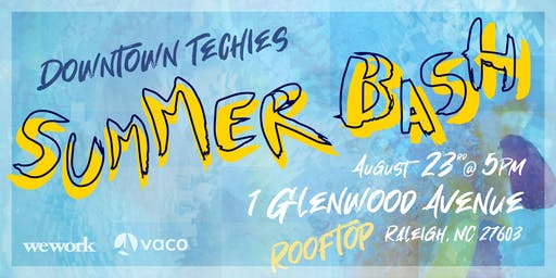 Downtown Techies Summer Bash