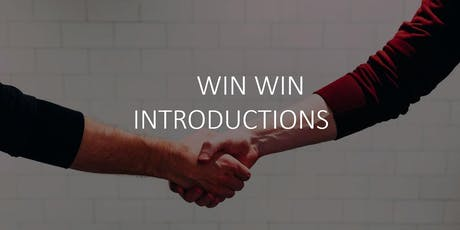 Win Win Introductions tickets