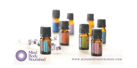 Healthy Living with Essential Oils - Level Six Studios tickets