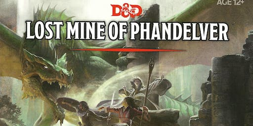 Dungeons and Dragons 5e:Lost Mines of Phandelver