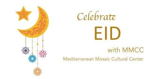 Mediterranean Mosaic Cultural Center Eid Party