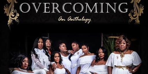 Overcoming: An Anthology Book Release & Signing Soiree