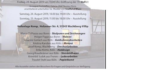 19. HofArt - Ausstellung von Kunst und Handwerk