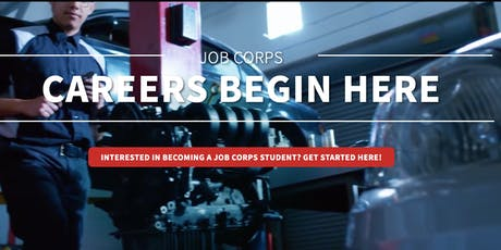 Finch-Henry Job Corps Tour tickets