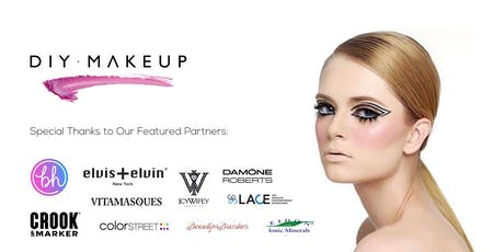 DIY Makeup Expo  |  Hollywood tickets