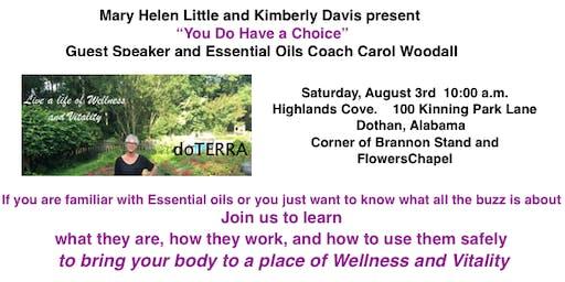 Live a life of Wellness and Vitality