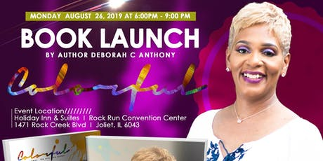 Deborah C Anthony Book Release & Signing  tickets