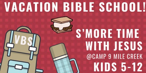 S'more Time with Jesus - Vacation Bible School