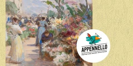 Giochiamo agli impressionisti: aperitivo Appennello a Frontone (PU) biglietti