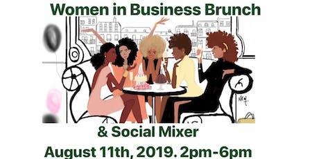 Women in Business Brunch & Social Mixer tickets