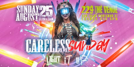 Notting Hill Carnival 2019 - Careless Sunday - Featuring 'The Heatwave' tickets