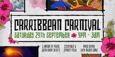 2019/20 Caribbean Carnival (Saturday 29 September 2019)