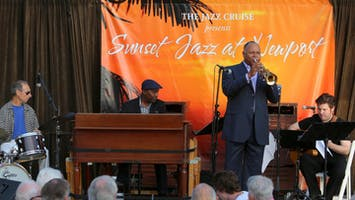 """Sunset Jazz at Newport"""