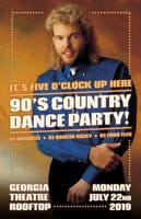 90's Country Dance Night