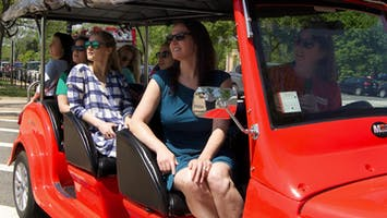 Washington D.C. Unveiled Electric Roadster Tour