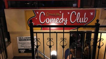 """Greenwich Village """"All Star Stand-Up Comedy"""""""