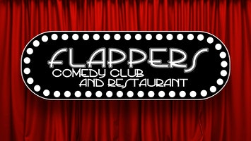 Flappers Comedy Club's Yoo Hoo Room