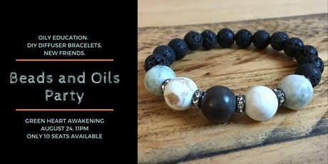 Beads and Oils Party tickets