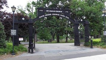 Rock Creek Cemetery Walking Tour