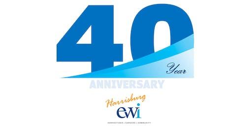 Celebrating 40 Years! EWI (Executive Women International) of Harrisburg