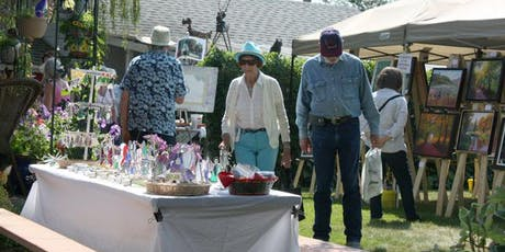 Tenth Annual Art in the Garden Show and Sale tickets
