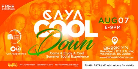 CAYA Cool Down  tickets