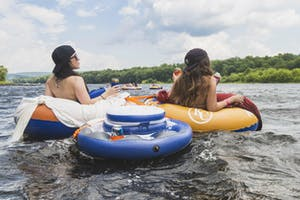 River Tubing and Brewery