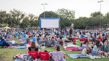 Street Food Cinema: Culver City