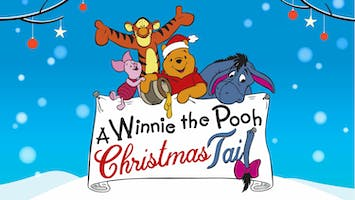 """A Winnie-the-Pooh Christmas Tail"""
