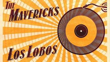 The Mavericks with Special Guest Los Lobos