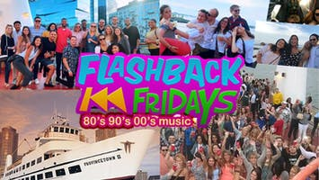 Flashback Friday '90s, '00s and Today's Music Cruise