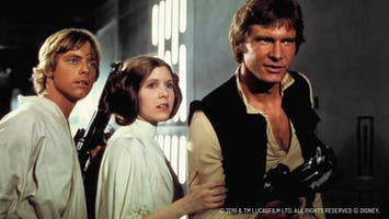 """Star Wars: A New Hope"" In Concert"