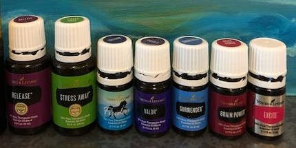 Self-Care with Painting and Essential Oils