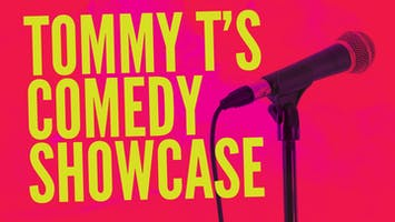 Tommy T's Comedy Showcase