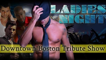"""Ladies Night Out LIVE -- Men in Motion Male Revue"""