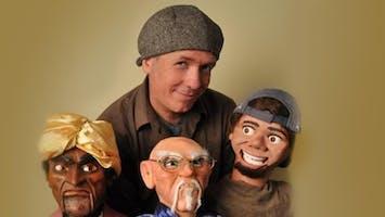Comedian Ventriloquist Peter Hefty