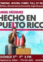 HECHO EN PUELTO RICO ( ANGEL VAZQUEZ)