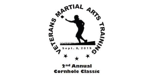 Veterans Martial Arts Training 2nd Annual Cornhole Fundraiser 2019