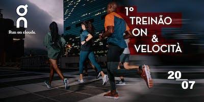 1º Treinão On Running - Julho 2019