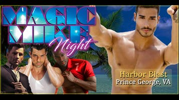 Ladies Night Out LIVE - Male Revue