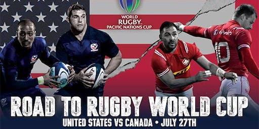 Denver Lending Appreciation Event (USA vs Canada Rugby Match)