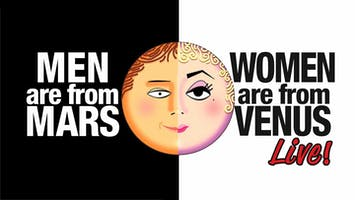 """Men Are From Mars, Women Are From Venus"""