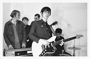 THE YUMMY FUR [members of FRANZ FERDINAND] + FUTURE PUNX + OOZELLES