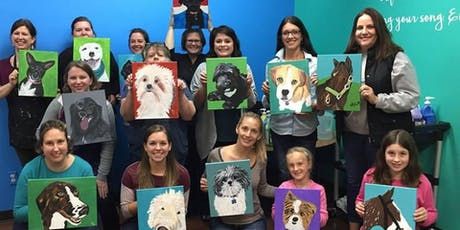 Paint your Pet FUNdraiser for the Southside SPCA tickets