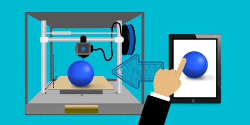 3D Printing 101 Family Event  - (Central Library)
