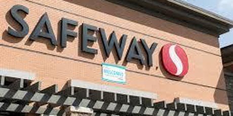 SAFEWAY & corporate giving with Sara Osbourne tickets